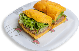 Sanduíche Atum Picado