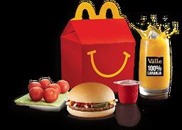 McLanche Feliz Cheeseburger