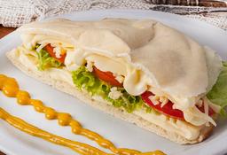 Beirute de 4 queijos