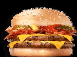 Cheeseburger Duplo Bacon