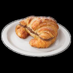 Croissant francês doce