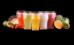 Suco de frutas polpa