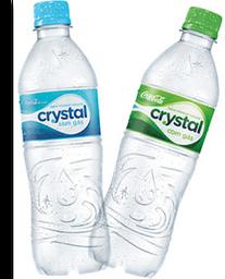 Água Cristal 500ml