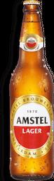 Cerveja Amstel 600 ml