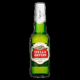 Cerveja long neck Stella