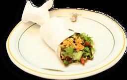 Burrito de Frango Caipira