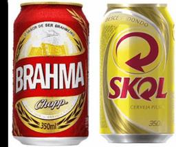 Cervejas Lata
