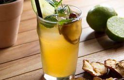 Chá Gelado de Capim Santo com Limão 300ml