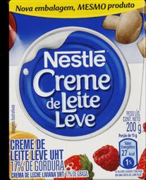Creme De Leite Nestlé Caixa 200 g