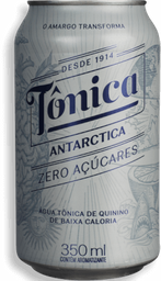 Água Tônica Antarctica Diet 350 mL