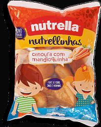 Bisnaguinha Nutrella Sabor Mandioquinha com Cenoura 300 g