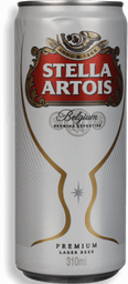 Cerveja Stella Artois Lata 310 mL