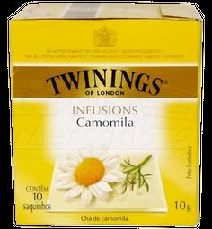 Twinings Chá Camomila Contém 10 Saquinhos