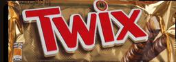 Chocolate Twix Caramelo 45g