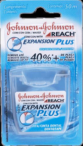 5f8bb6512 Fio Dental REACH® EXPANSION PLUS™ 50m em sua casa pela Rappi!