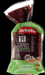 Pão 100% Integral Nutrella 14 Grãos 500 g