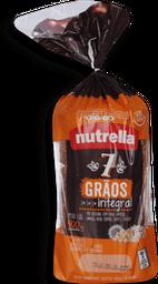 Pão 7 Grãos Especial Nutrella 400g