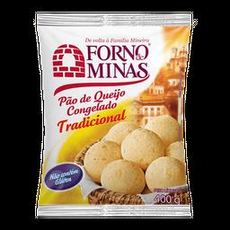 Pão De Queijo Forno De Minas Congelado Tradicional 400 g