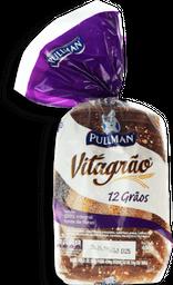 Pão de Forma Pullman 12 Grãos Integral 500 g