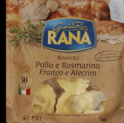 Rana Massa Italiana Frango e Alecrim