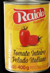 Tomate Pelado Italiano Raiola Lata 400g