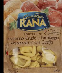 Rana Tortellini Presunto Cru e Queijo