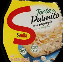 Torta de Palmito com Catupiry Massa com Iogurte SADIA 500g
