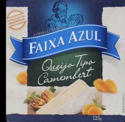 Camembert Importado Faixa Azul 125g