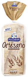 Pão de Forma Pullman Artesano 500 g