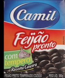 Feijão Camil Pronto Preto 380g
