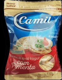 Biscoito de Arroz Camil com Pimenta 150g