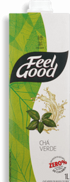 Chá Verde Sabor Limão Fell Good 1 L