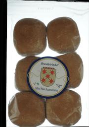 Mini Pão Australiano Brasileirinho 180 g