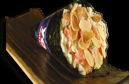 Temaki Salmão Gourmet