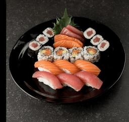 Combinado Tuna e Salmon - 20 Unidades