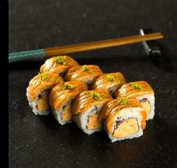 Salmon Special Roll - 8 Peças