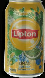 Chá Lipton limão lata
