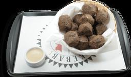 Porção de Falafel