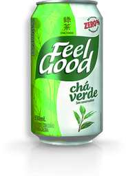 Chás Feel Good  Chá Verde - 330ml