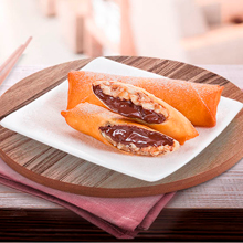 Rolinho Banana com Chocolate (2 Und)
