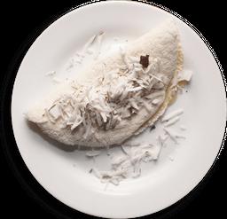 Tapioca Coco E Leite Condensado