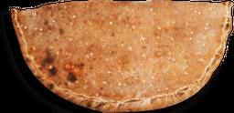 Calzone de Carne Seca com Mussarela