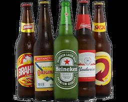 Cervejas Garrafa 600ml