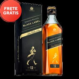 Whisky Escocês Johnnie Walker Black Label 1L