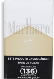 Cigarro Marlboro Gold Box 1 U
