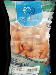Nutra Foods Camarão Congelado Maris Sem Cabeca