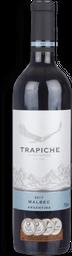 Vinho Argentino Tinto Trapiche Malbec 750 ml