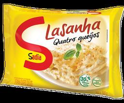 Lasanha Sadia 4 Queijos 600 g