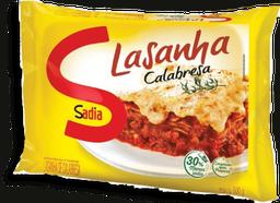 Lasanha Sadia Calabresa 600 g
