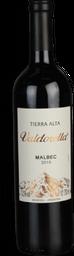 Vinho Tierra Alta Valdorella Malbec 750 mL